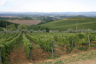 Siena and Chianti Country