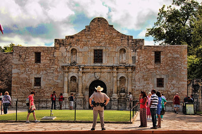 2013 The Alamo National Historic Landmark ~ TX