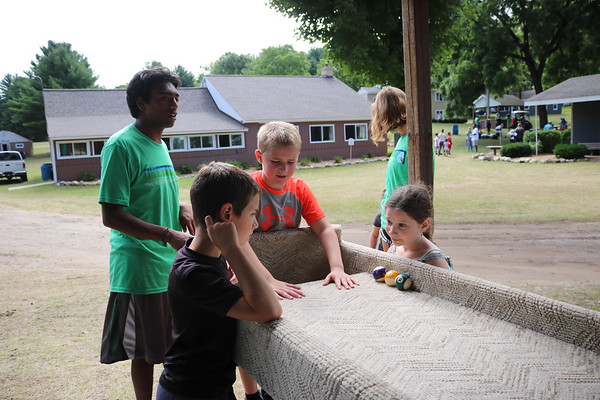 Day Camp July 20 - July 25