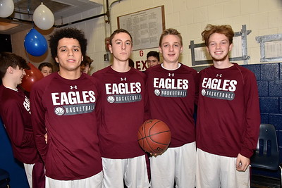A Senior Moment…AMHS Boys Varsity Basketball photos by Gary Baker