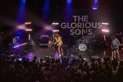 July 19, 2019 - The Glorious Sons, The Fillmore Detroit