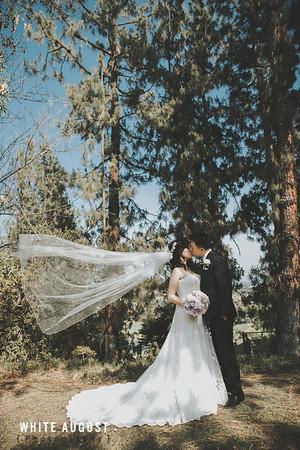 Dallas & Art_Wedding Day