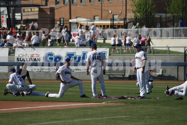 2010.05.05 - Tulsa Drillers v Arkansas Travelers