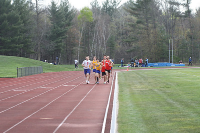 Men's and Women's 10K - 2 2012 Northwood University T&F Invite