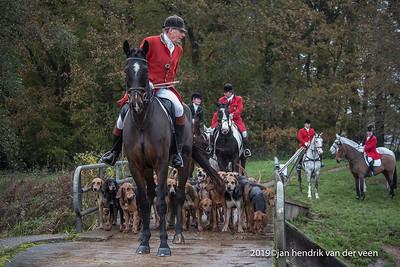 Sport Paardensport Slipjacht Roden