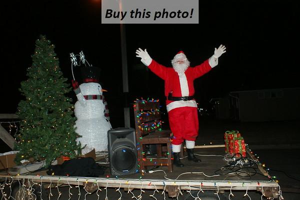 Santa Claus in Elrosa 12-18