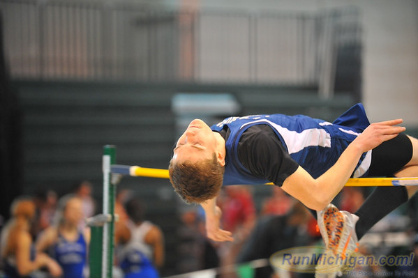 Boys' High Jump (d1) - 2014 Huron Relays