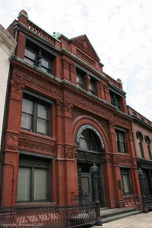 Savannah - July 2007
