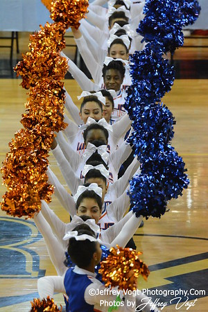 02-01-2014 Watkins Mill HS Poms at MCPS County Championship Division 3,  Photos by Jeffrey Vogt Photography & Kyle Hall