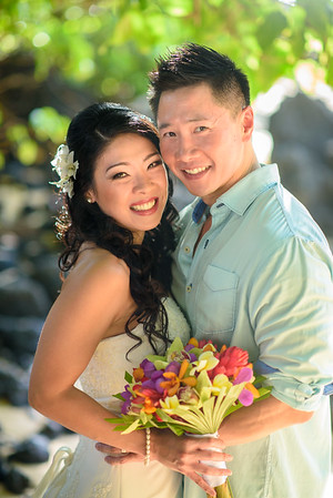 Chow Wedding, 9/24/16, Maui, Hawaii