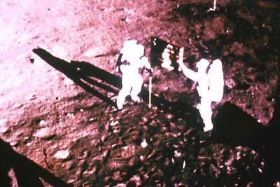 Apollo 11, First Moon Landing, July 1969