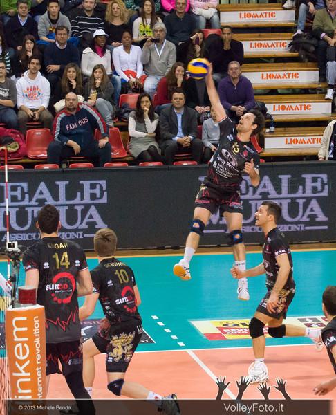 Vujevic Goran (Perugia) attacco