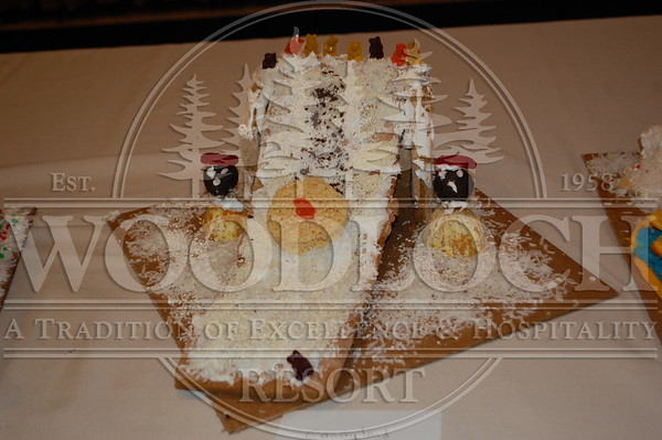 January 14 - Gingerbread Wars