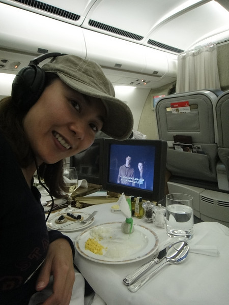 [20101009] Day 10 - BB 1st Class on Emirates Airlines (16).JPG