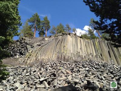 2014 — Devils Postpile National Monument, CA