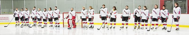 2010 Carleton Womens Hockey Playoffs