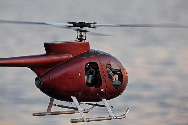 Model Helicopter, Nov 09