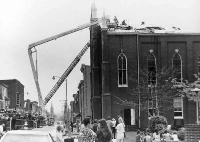 5.7.1972 - 138 South 6th Street, United Methodist Church