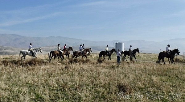 Red Rock Hounds at Tejon 18