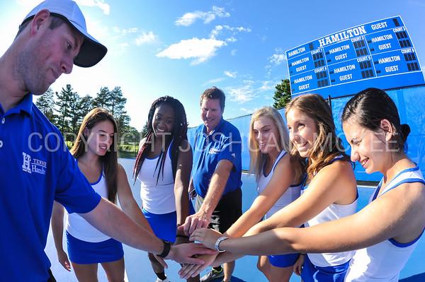 Men's and Women's Tennis 9-13-17