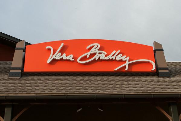 Vera Bradley sign