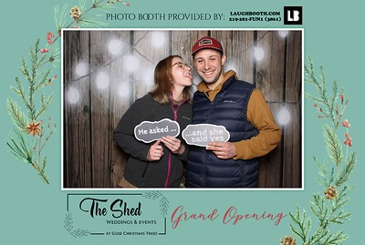 The Shed Grand Opening