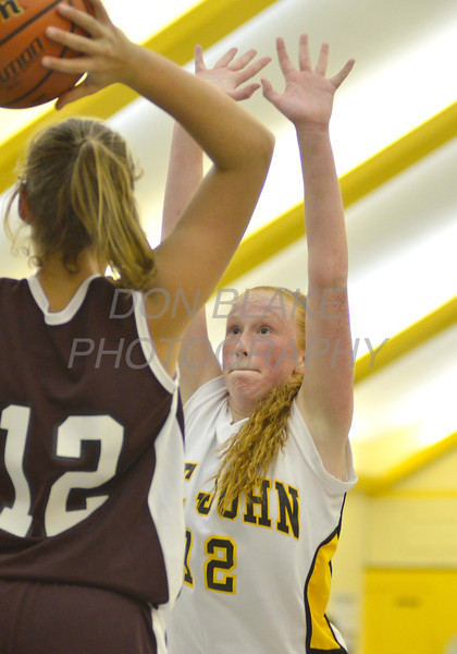 SJB/St. Mary Mag V-C Girls Basketball