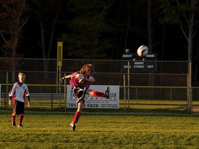 Soccer Game October 21