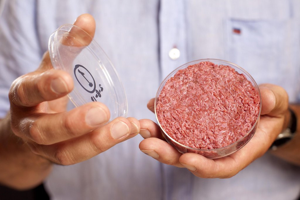 ". <p><b><a href=\'http://www.dailymail.co.uk/sciencetech/article-2384715/At-tastes-meat--Worlds-test-tube-artificial-beef-Googleburger-gets-GOOD-review-eaten-time.html\' target=""_blank\""> 10. (tie) Test tube beef </a></b> <p>The key ingredient in a delicious Petri Hotdish? (4) <p> --------------------------------------------   (AP Photo / David Parry, PA)"