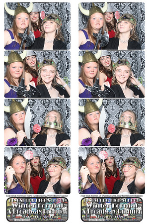 KHS Winter Formal - December 19, 2013 - The Photo Booth Strips