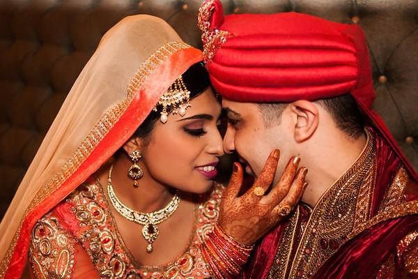 Nasreen & Anuj