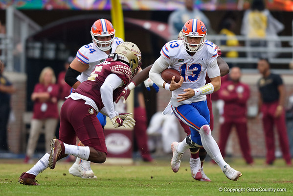 Florida Gators vs FSU Seminoles - Quick Gallery - 11/24/2018