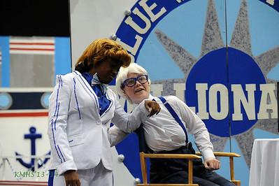 Blue Team -- Tap 5-10-14BroRoger