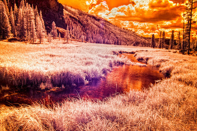 YELLOWSTONE IN IR