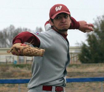 Waterville HS Baseball VS Soap Lake 3-24-2007