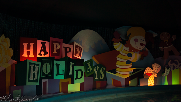 Disneyland Resort, Disneyland, Fantasyland, Small World Holiday, Small World, it's a small world, 20, anniversary