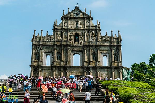 PATA 2017 Macao Tour