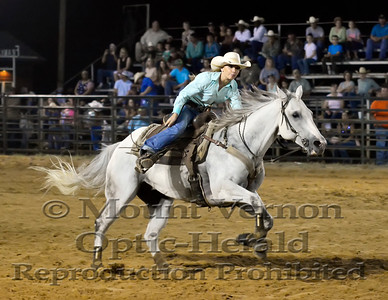 2016 Sr. Barrel Racing Saturday 9/3/2016