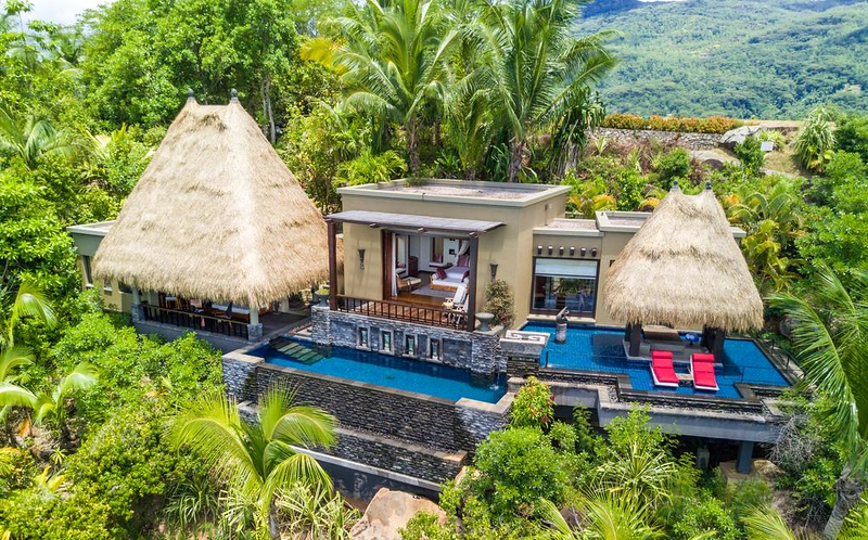 maia luxury resort - one of the best hotels in seychelles
