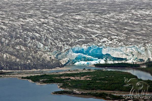 Taku Glacier via Helicopter