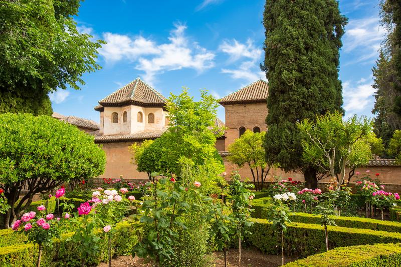 Alhambra Palace Grounds