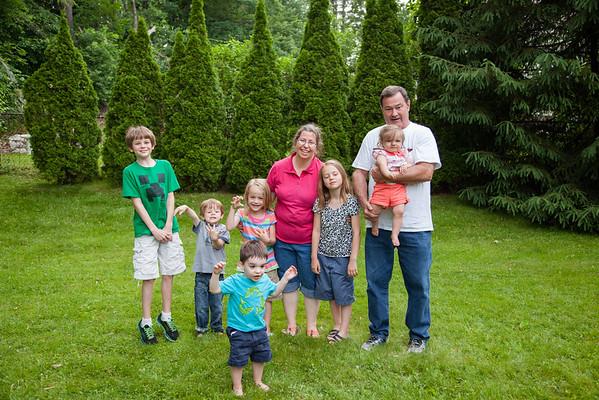 Family Pics - Jun 15