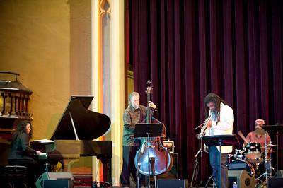 Wadada Leo Smith Golden Quartet & Double Quartet - March 09, 2012