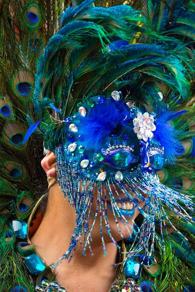 Peacock Smile