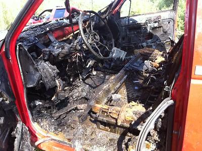 Car Fire - Meadowbrook Drive