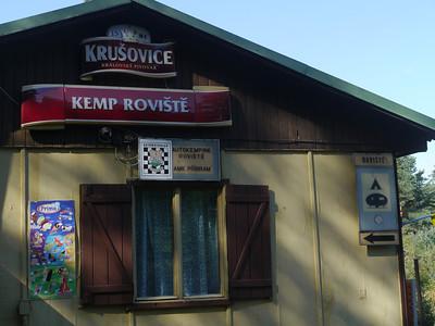 Mo 12.8.13, Tag 17: Camp Roviste (bei Kamyk) - Ceske Budejovice, 102km