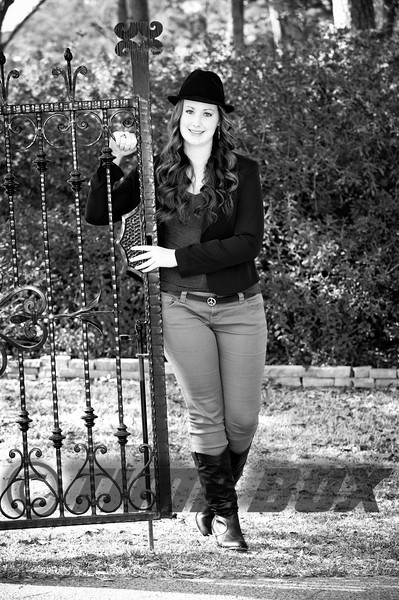 "Heather ""HB"" Giddings Sr 2013"
