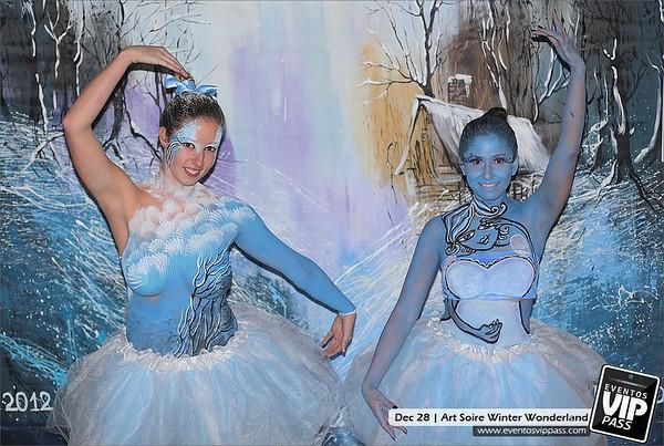 Art Soiree - Winter Wonderland | Fri, Dec 28