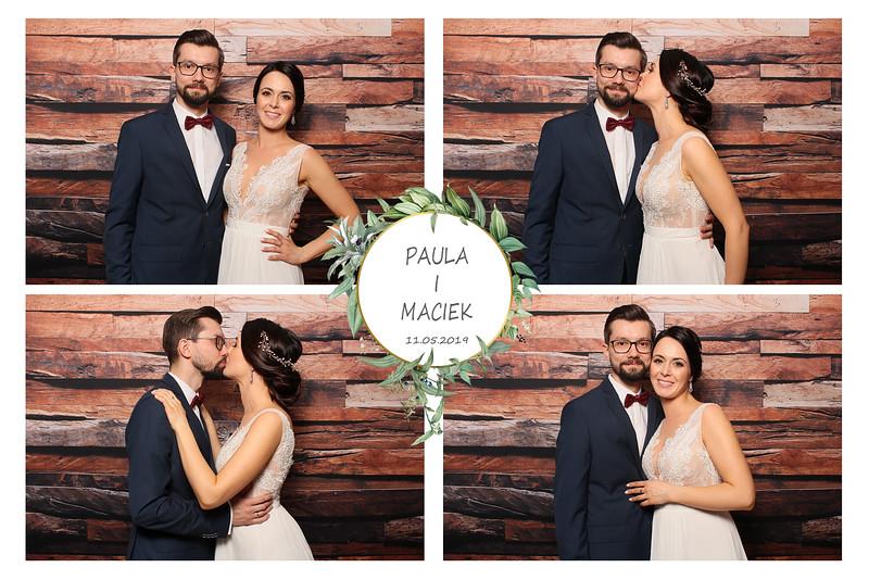 Paula i Maciek - Przystań