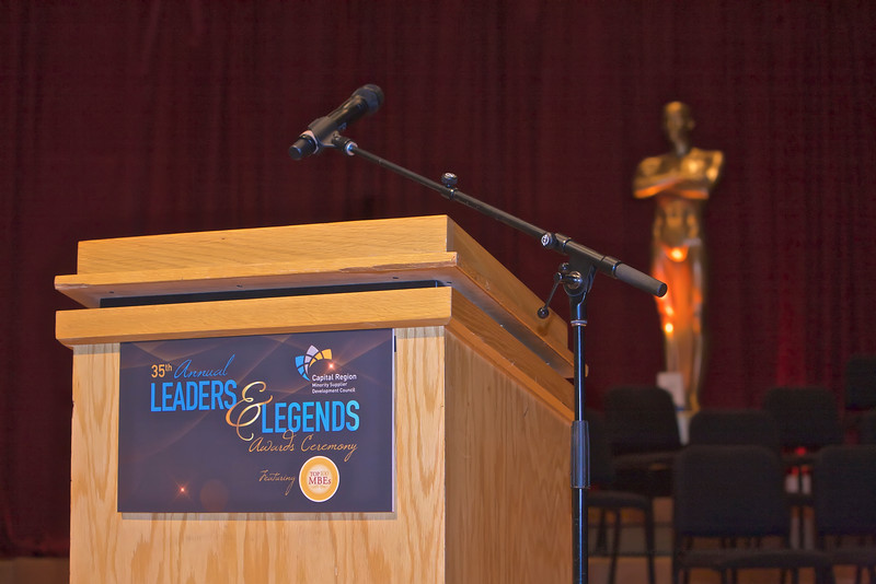 35th Annual Leaders and Legends Awards Ceremony featuring 2016 Top 100 MBEs